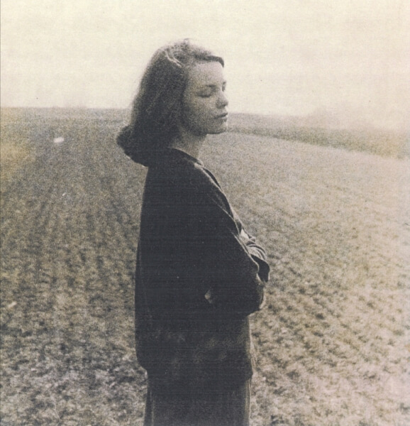Sibylle Baier - Colour Green Cover